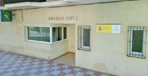 Cuartel Guardia Civil Salobreña
