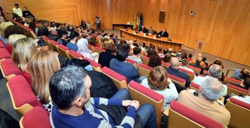 Diputación entrega 154 becas a jóvenes deportistas de alto nivel de la provincia