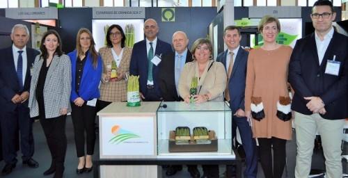 Diputación participa junto a 13 cooperativas granadinas en la feria Fruit Logística de Berlín