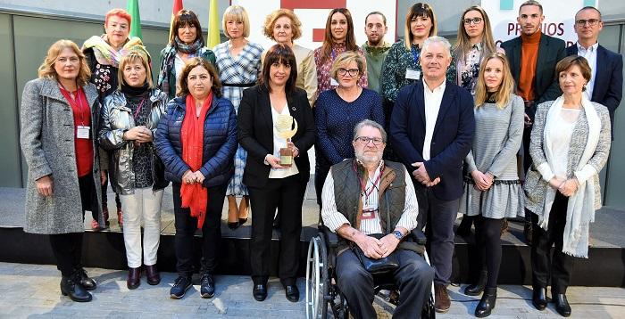 Diputación reconoce el compromiso y las buenas prácticas en los servicios sociales de la provincia