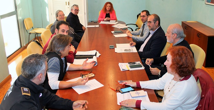 El Ayuntamiento de Salobreña constituye una comisión para estudiar la movilidad en el Casco Histórico