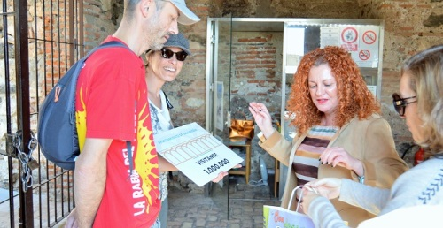 El Ayuntamiento de Salobreña solicita el 1,5% Cultural para adaptar y modernizar las visitas al Castillo