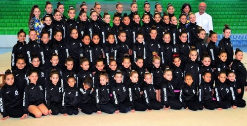El Club de Gimnasia Rítmica Gymcosta de Almuñécar inicia su 8ª temporada