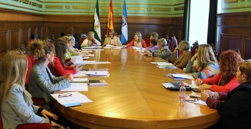 El Consejo Municipal de la Mujer pone a punto los actos del 8 de marzo en Motril