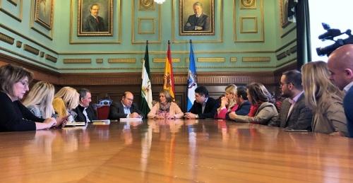 """El Gobierno local pide que se dé """"voz"""" a los problemas de Motril en el Congreso de los Diputados y en el Senado"""