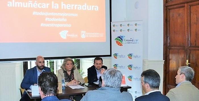 El Patronato de Turismo de Almuñécar presenta su Plan de Acción para 2020_2021 al sector turístico local