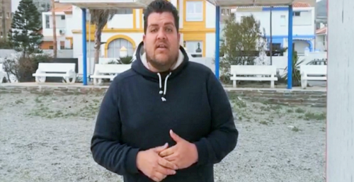 El PSOE denuncia una '3ª Ruta de la Vergüenza' en La Chucha, en Carchuna