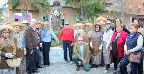 El PSOE muestra su admiración y cariño a María Adela Muñoz Lorenzo en el homenaje realizado por la Ciudad