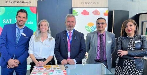 El Puerto de Motril participa en Fruit Logística para apoyar al sector hortofrutícola granadino