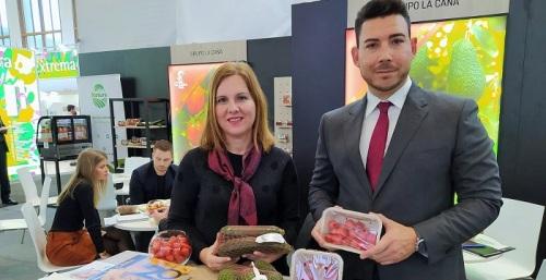 Grupo La Caña inaugura Fruit Logística presentando sus alternativas al plástico en envases