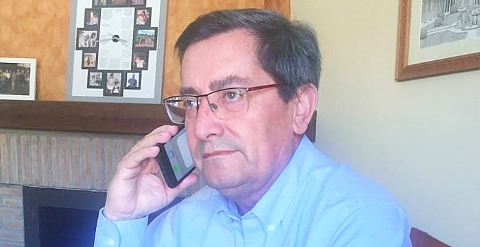 José Entrena, presidente de la Diputación de Granada