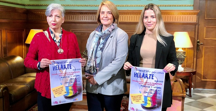 La alcaldesa de Motril firma el convenio de colaboración para organizar la VII edición del Concurso Helarte