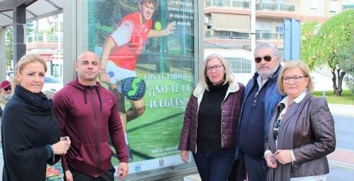 La campaña municipal 'No te la juegues' pone el foco en la prevención de adicciones juveniles