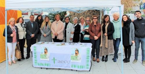 La llamada colectiva a la 'visibilidad' marca la celebración del día Mundial Contra el Cáncer en Motril