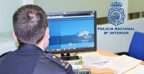 La Policía Nacional investiga una denuncia por 'Phishing', una estafa informática por más de 47.000 euros