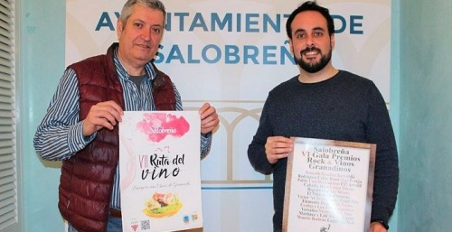 La VI Gala Rock & Vinos Granadinos inaugura la 'Ruta del Vino de Salobreña 2020'