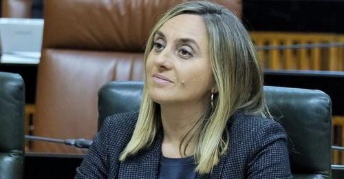 Marifrán Carazo denuncia la merma de conexiones ferroviarias a Granada y Almería