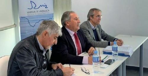 Marinas de Andalucía plantea modificaciones al texto de la Ley de Puertos para que sea perdurable