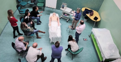 Más de 120 neumólogos participan en una Simulación robótica avanzada en técnicas aplicadas a la broncoscopia