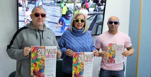 Motril celebrará el Día de Andalucía con la gran fiesta deportiva y popular del IV Colour Run