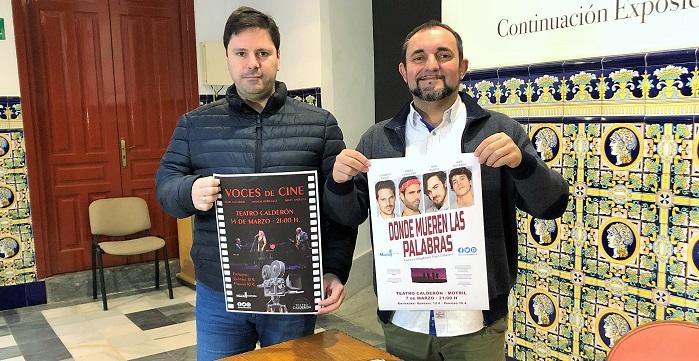 Motril mantiene su apuesta por la cultura de calidad con nuevas propuestas de teatro y música para marzo