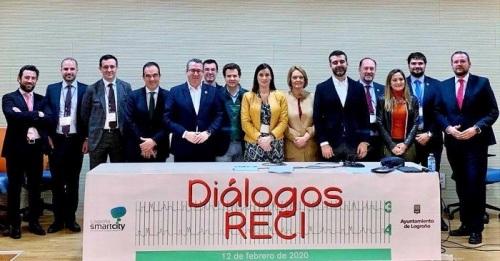 Motril participa en la asamblea de la Red Española de Ciudades Inteligentes para un desarrollo sostenible