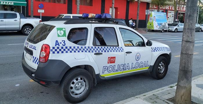 Policía Local Almuñécar
