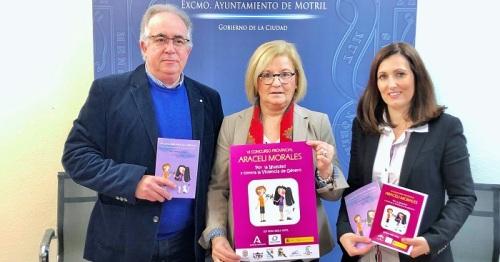 Presentada la VI edición del concurso 'Araceli Morales' para concienciar a los escolares sobre la violencia de género