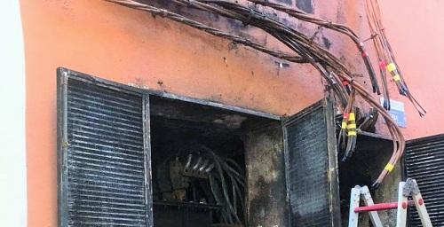 Rocío Palacios exige se solucione el deficiente estado de las instalaciones y red eléctrica del centro de Almuñécar