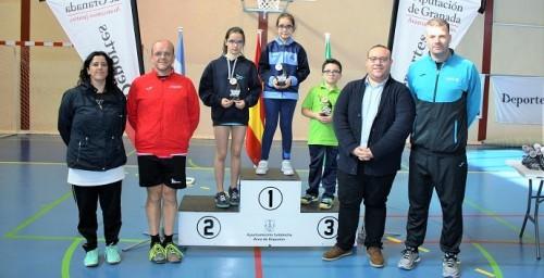 Salobreña acoge la 4ª prueba del Circuito Provincial de Bádminton