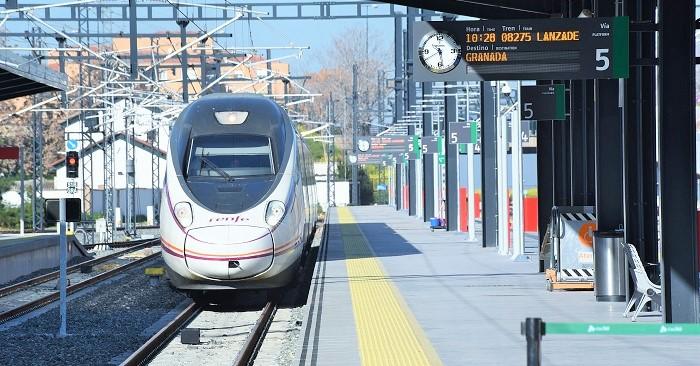 Tren Avant Granada