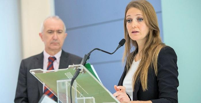 Virginia Fernández, delegada territorial de Empleo, Formación, Trabajo Autónomo y Economía, Conocimiento, Empresas y Universidad