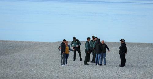 Aparece en el mar el cuerpo sin vida de la mujer china que había desaparecida en Almuñécar