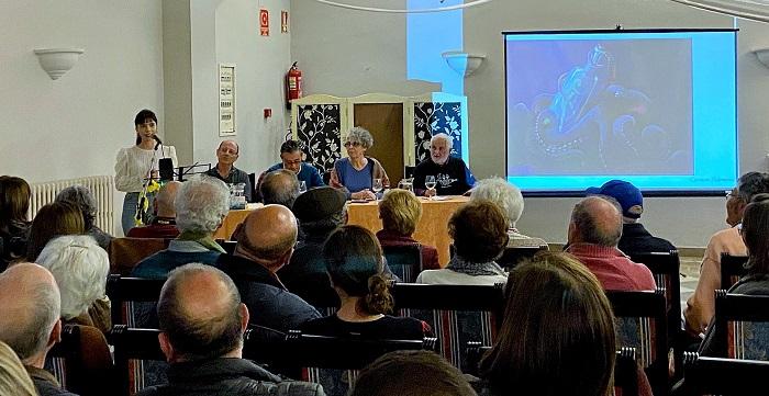 Artistas de Lanjarón participan en la nueva edición de Cuadernos de Roldán dedicada a La Alpujarra