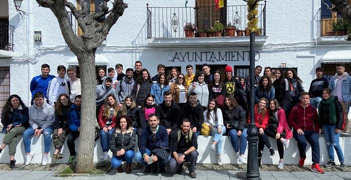 Bubión se convierte en un laboratorio de Didáctica de las Ciencias Sociales