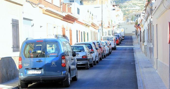 Concluyen las obras de la calle San Marcos en Motril