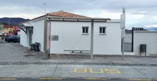 El Ayuntamiento de Salobreña saca a concurso la adjudicación de los servicios del apeadero de autobuses