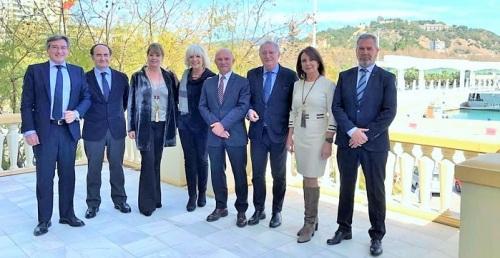 José García Fuentes asume la presidencia de Suncruise Andalucía