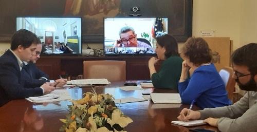 La Delegación del Gobierno de España en Andalucía aconseja desconvocar manifestaciones y concentraciones