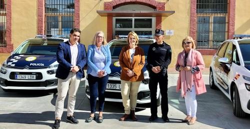 La Policía Local de Motril presenta sus nuevos vehículos