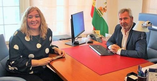 Mancomunidad y Puerto impulsan su colaboración en materia de turismo de cruceros y líneas regulares de pasajeros