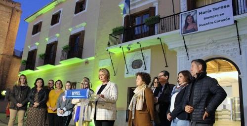 Motril muestra su solidaridad hacia las familias de las personas desaparecidas