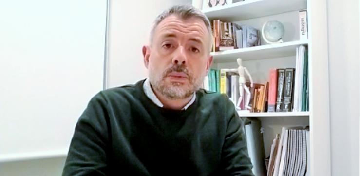 Nicolás Navarro, teniente de alcalde de Economía y Hacienda
