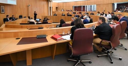 Pleno Diputación marzo 2020