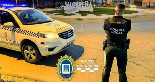 Policía Local de Salobreña