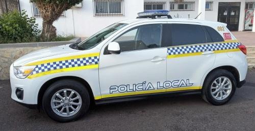 Policía Local Salobreña