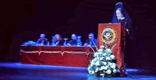 Pregón de Rocío Moltó García en Almuñécar_