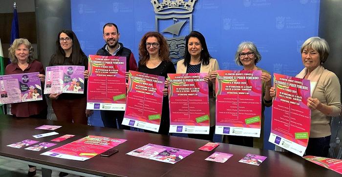 Presentado el programa de actividades en Almuñécar con motivo del Día Internacional de la Mujer 2020
