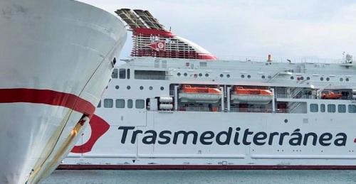 Puerto de Motril Transmediterránea