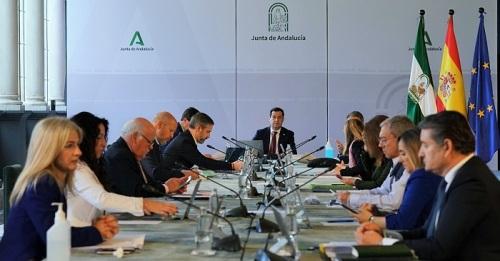 Andalucía solicita la convocatoria urgente del CPFF para atender la crisis del coronavirus